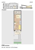 C16 apartman - Eladó nyaraló Balatonföldvár, Balaton déli part