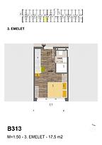 B313 apartman - Eladó nyaraló Balatonföldvár, Balaton déli part