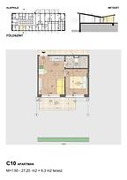 C10 apartman - Eladó nyaraló Balatonföldvár, Balaton déli part