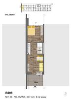 B008 apartman - Eladó nyaraló Balatonföldvár, Balaton déli part