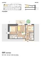 C07 apartman - Eladó nyaraló Balatonföldvár, Balaton déli part