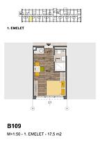 B109 apartman - Eladó nyaraló Balatonföldvár, Balaton déli part