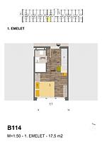 B114 apartman - Eladó nyaraló Balatonföldvár, Balaton déli part