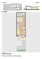 C15 apartman - Eladó nyaraló Balatonföldvár, Balaton déli part