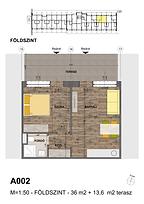 A002 apartman - Eladó nyaraló Balatonföldvár, Balaton déli part
