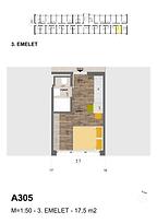A305 apartman - Eladó nyaraló Balatonföldvár, Balaton déli part