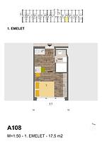 A108 apartman - Eladó nyaraló Balatonföldvár, Balaton déli part