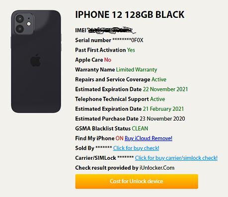 iPhone ellenőrzés, sim lock, letiltás, független-e