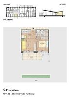 C11 apartman - Eladó nyaraló Balatonföldvár, Balaton déli part