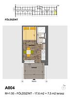 A004 apartman - Eladó nyaraló Balatonföldvár, Balaton déli part