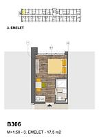 B306 apartman - Eladó nyaraló Balatonföldvár, Balaton déli part