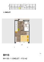 B113 apartman - Eladó nyaraló Balatonföldvár, Balaton déli part