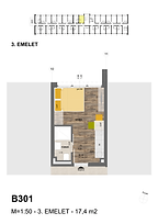 B301 apartman - Eladó nyaraló Balatonföldvár, Balaton déli part