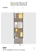 B007 apartman - Eladó nyaraló Balatonföldvár, Balaton déli part