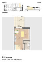 C01 apartman - Eladó nyaraló Balatonföldvár, Balaton déli part
