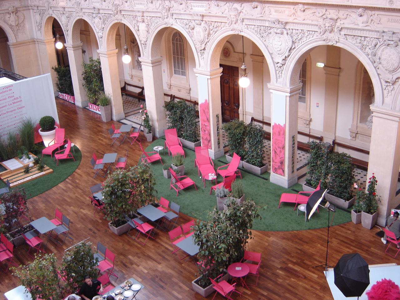 Café danse-Biennale de la Danse 2010