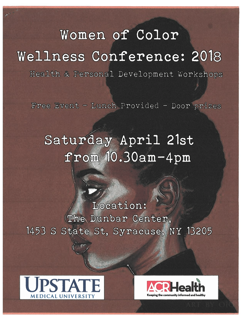 Women of Color Wellness Conference: 2018