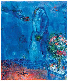Chagall1984(LeSonge)collect°privée-Berne