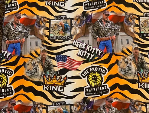 Tiger King- Stripes