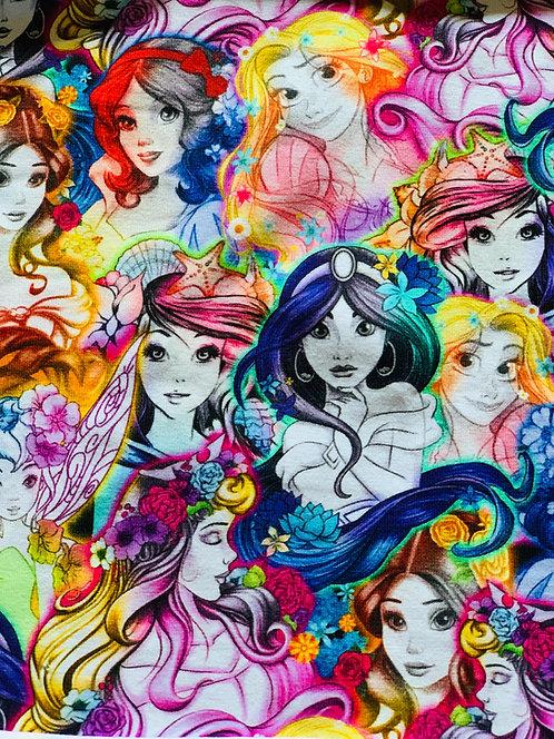 Princess Water Colors