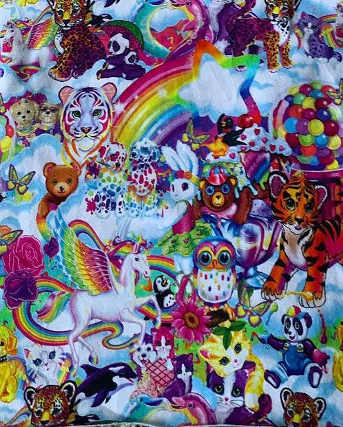 Lisa Frank-Zoo Fun
