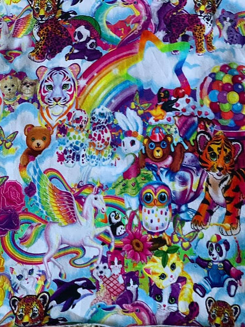 Lisa Frank-Zoo Fun