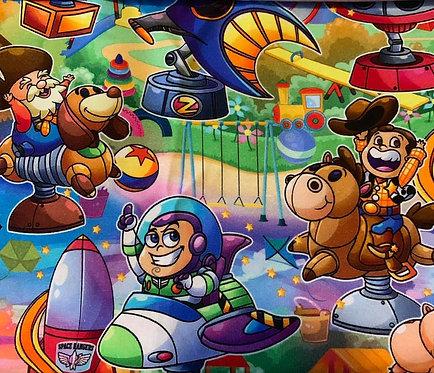 Toy Story playground