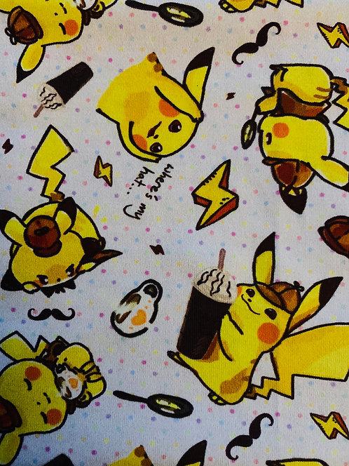 Pikachu- Inspector