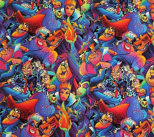 Colorful Villians