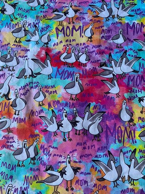 Mom Squawks- Pink&Purple