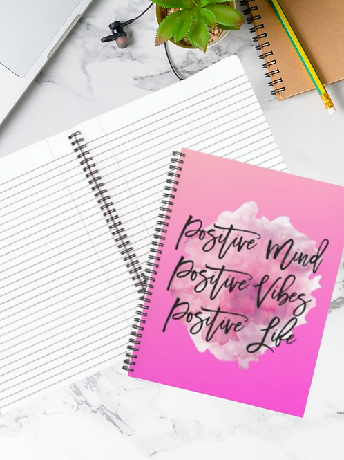 Positivity Wins   In Abundance Planner