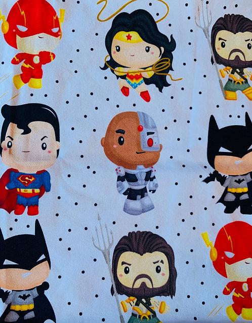 Justice League Dots