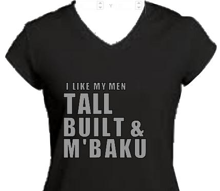 Tall,Built,& M'Baku