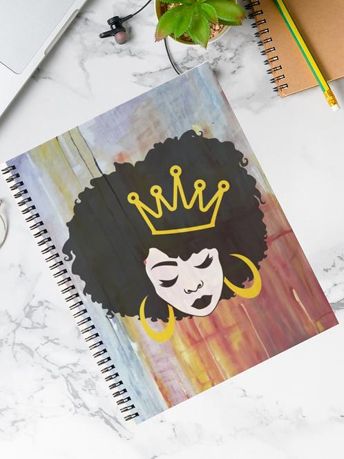 Peaceful Queen   In Abundance Planner