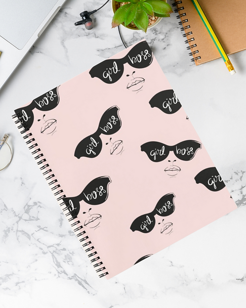 Girl Boss | In Abundance Planner