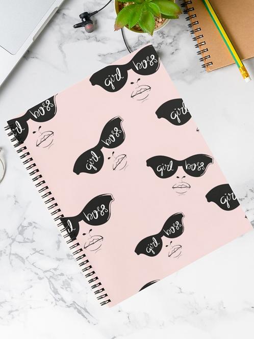 Girl Boss | In Abundance Planner