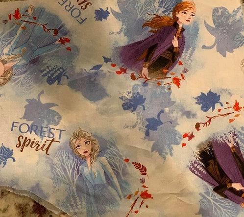 Frozen- Forest Spirit