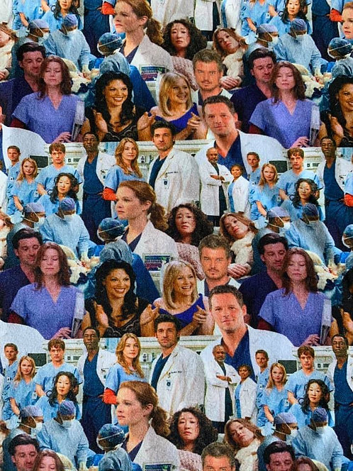 Grey's- My Person
