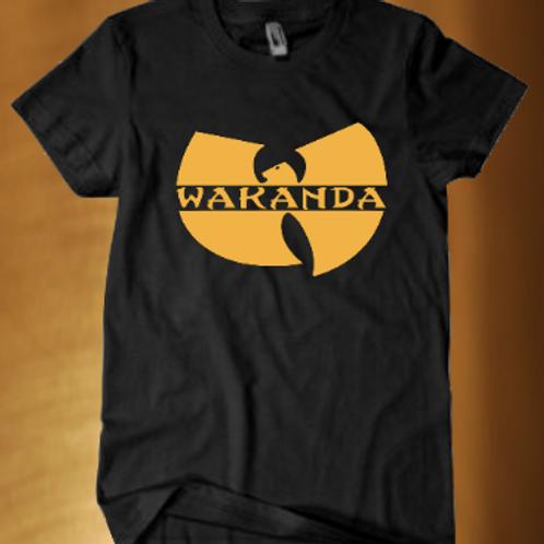 Wutang Inspired Wakanda