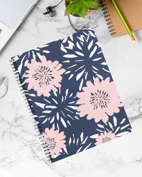 Pink Floral | In Abundance Planner