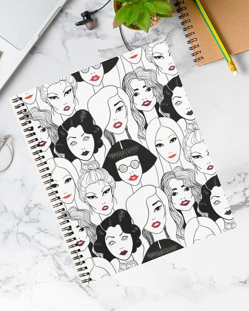 Red Lips | In Abundance Planner
