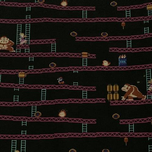 Donkey Kong Barrels