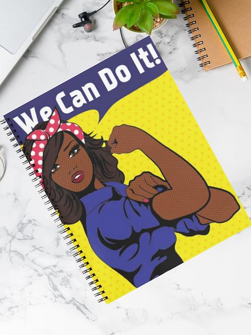 We Can Do It! | In Abundance Planner