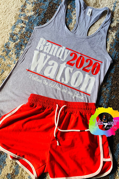 Randy Watson 2020
