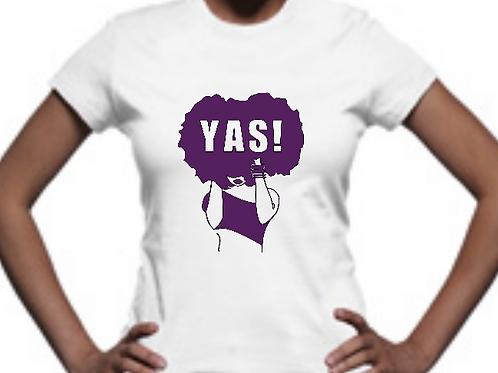 YAS!- Black base