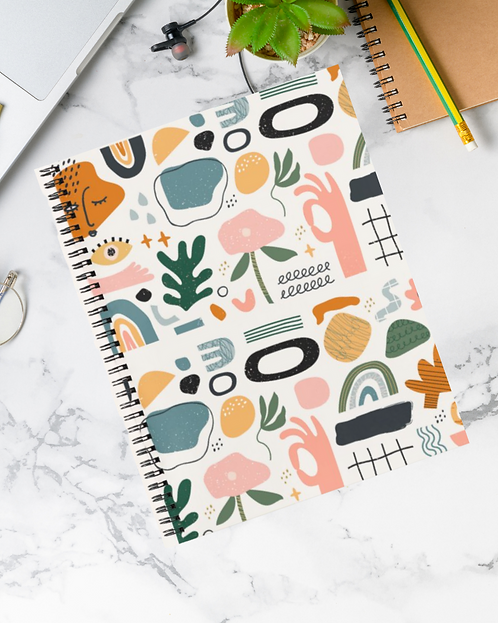 Oddly Shaped | In Abundance Planner