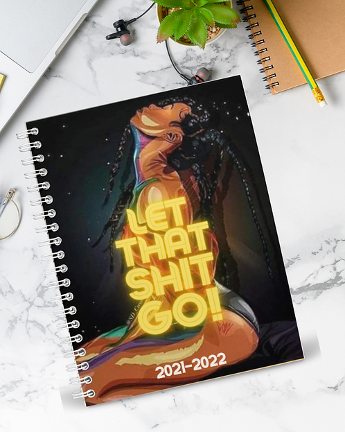 Let That Shit Go! | In Abundance Planner