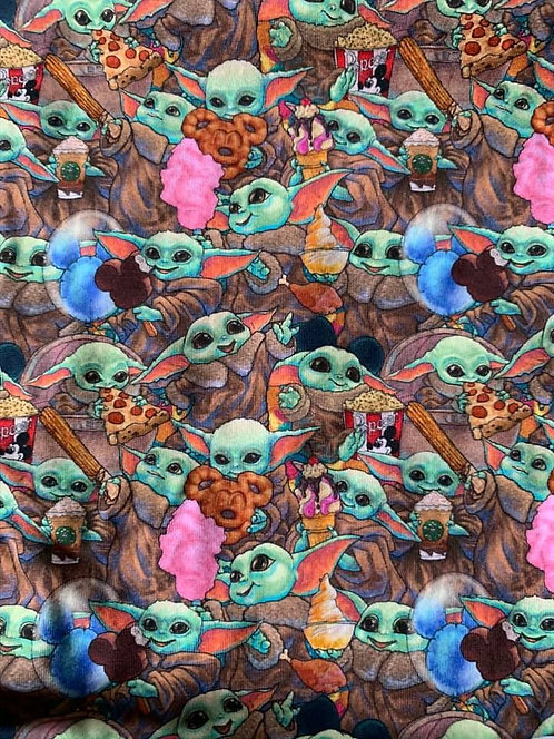 Yoda Pizza Party