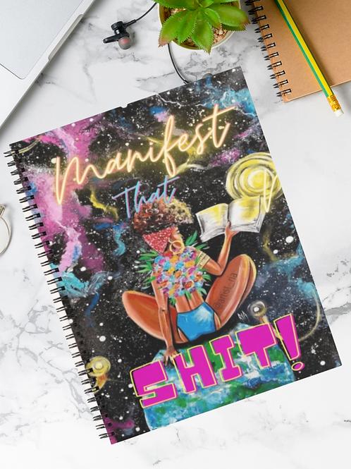 Manifest That Shit! | In Abundance Planner