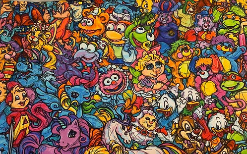Muppet Party